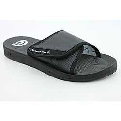 Cobian Men's GTS Draino  Black Sandals