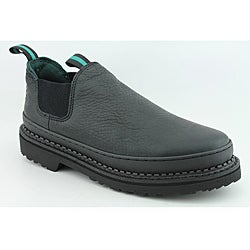 Georgia Men's GR270 Romeo Giant Black Occupational Wide (Size 9)
