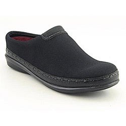 Berries By Aetrex Women's Clogs Black Casual Shoes (Size 6)