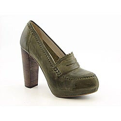 Boutique 9 Women's Night Green Dress Shoes