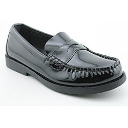 Sperry Top Sider Boy&#39;s Colton Black Dress Shoes