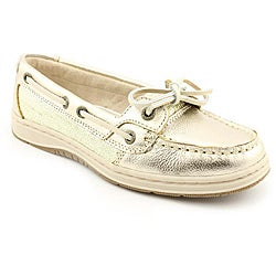 Sebago Women's Skimmer Gold Casual Shoes