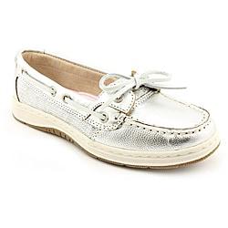 Sebago Women's Skimmer Silver Casual Shoes