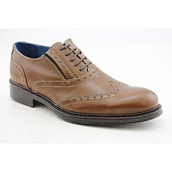 Lounge By Mark Nason Men's Hoxton Brown Dress Shoes