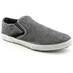 Steve Madden Men's Gutter Black Casual Shoes