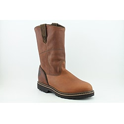 Georgia Men's G4018 Wellington Giant Brown Boots Wide