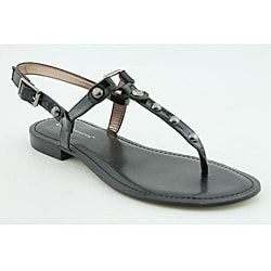 BCBGeneration Women's Barth Black Sandals