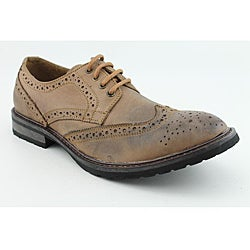Steve Madden Men's Macreen Tan Dress Shoes