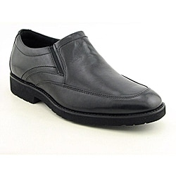Rockport Men's OC Slip On Black Dress Shoes