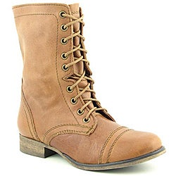 Steve Madden Women's Troopa Brown Boots