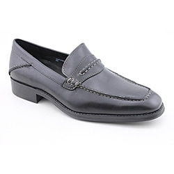 Donald J Pliner Men's Alford Black Dress Shoes