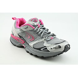 North Face Women&#39;s Double Track Gray Athletic