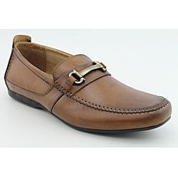Steve Madden Men's Katts Brown Dress Shoes