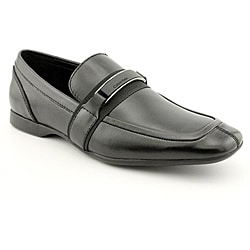 Calvin Klein Men's Shane Black Dress Shoes