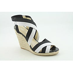 Enzo Angiolini Women's Idyll Black Sandals