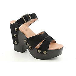 Corso Como Women's Khloe Black Sandals