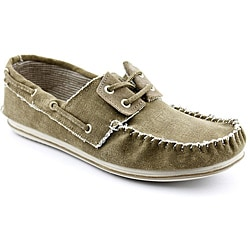 Hey Dude Men's Riva Brown Casual Shoes