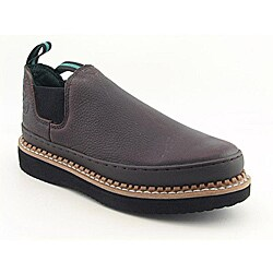 Georgia Men's Romeo Giant Brown Occupational Wide (Size 10.5)