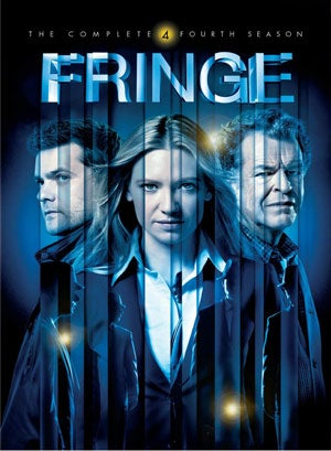Fringe: The Complete Fourth Season (DVD)