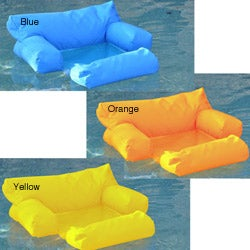 Neo Noodle EPS-foam/Polyester Oversized Luxury Armchair Water Lounger