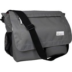 Amy Michelle Seattle Charcoal Diaper Bag