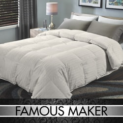 Famous Maker Grand Elegance European Goose Down Comforter
