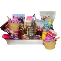 Ice Cream Shop Gift Tray