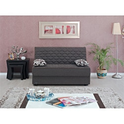 San Diego Grey Loveseat