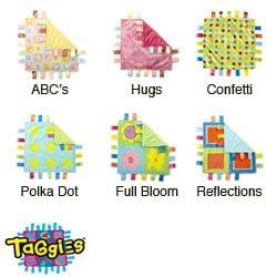 Taggies Little Taggies Blanket Toy