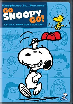 Happiness Is Peanuts: Go, Snoopy Go! (DVD)