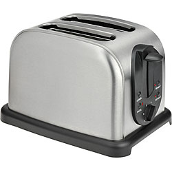 Kalorik 2-slice Stainless Steel Toaster (Refurbished)