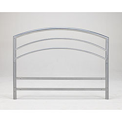 Arch Flex Queen-size Silver Metal Headboard