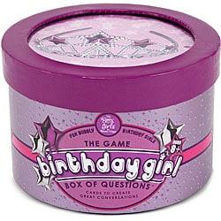 Melissa & Doug Birthday Girl Box of Questions