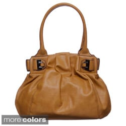 Jessica Simpson Lady Chick Buckle Tote Bag