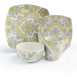 American Atelier Bedazzled 16-piece Dinner Set