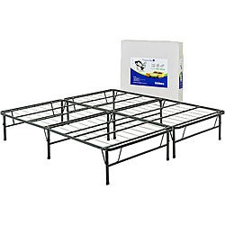Pragma Steel Wire Full-size Bi-fold Mesh Bed Frame