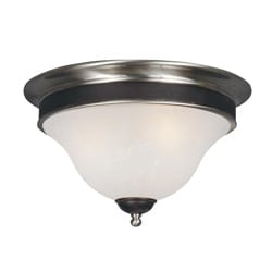 Dynasty 3-light White Lighting Fixture