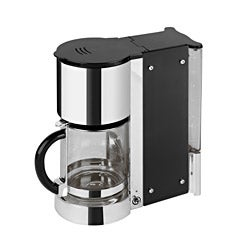 Refurbished Kalorik Black Onyx Coffee Maker