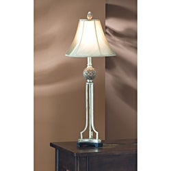 Antique Gold Traditional 33-inch Table Lamp