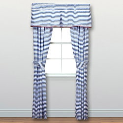 Tommy Hilfiger Mariners Cove Pole Top Drapes Set