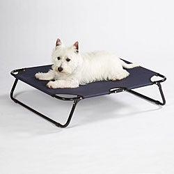 Guardian Gear Portable Pet Cot Med Navy