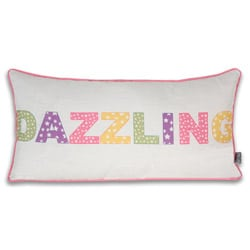 Dazzling 12x24-inch Pillow