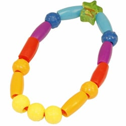 Learning Curve Teething Beads