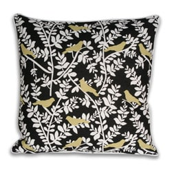 Clarabelle Birds Decorative Pillow
