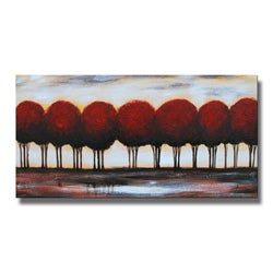 'Forest Candy' Canvas Art