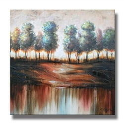 'Path Less Taken' Canvas Art