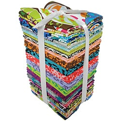 Cocoon 18x21-inch Fat Quarters (Pack of 30)