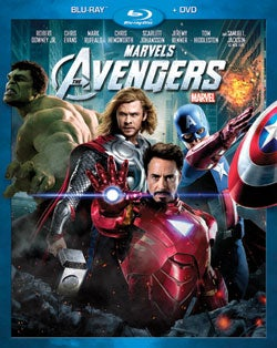 Marvel's The Avengers (Blu-ray/DVD)