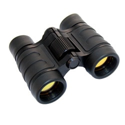 Defender Heavy Duty 4x30 Ruby Coated Binoculars