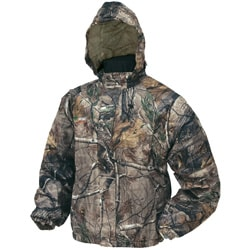 Frogg Toggs Pro Action Realtree AP X-Large Camo Jacket